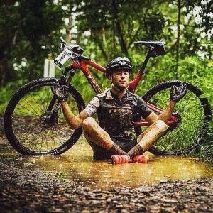 Велосипед успокаивает нервы