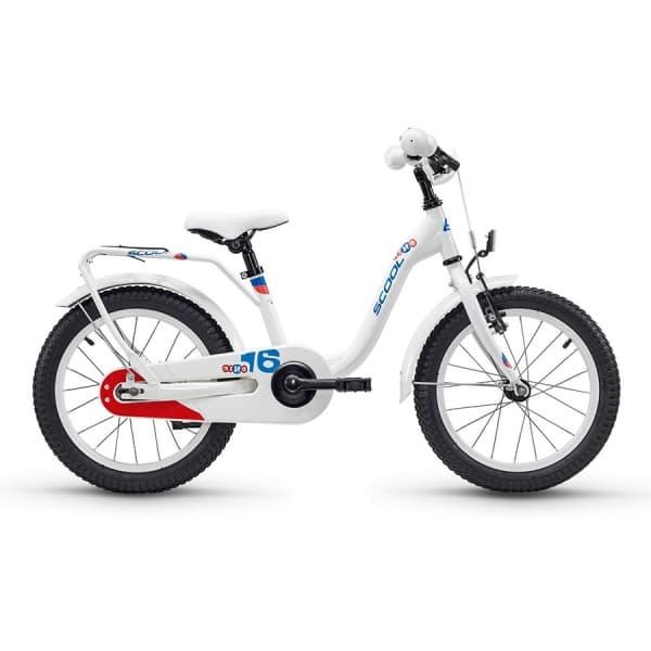 """Велосипед Scool Nixe 16"""" steel (2018)"""