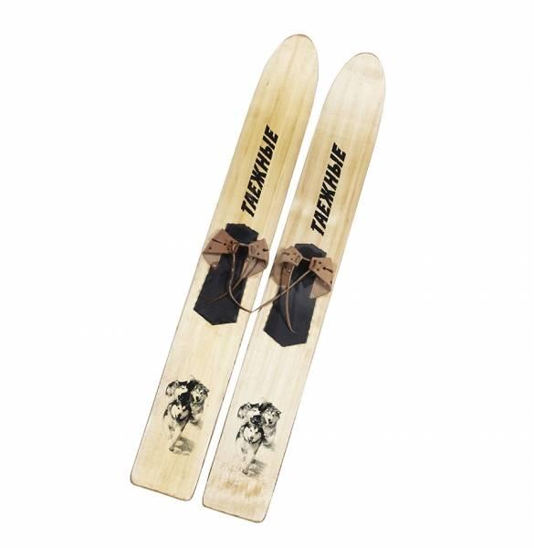 Лыжи Таежные деревянные