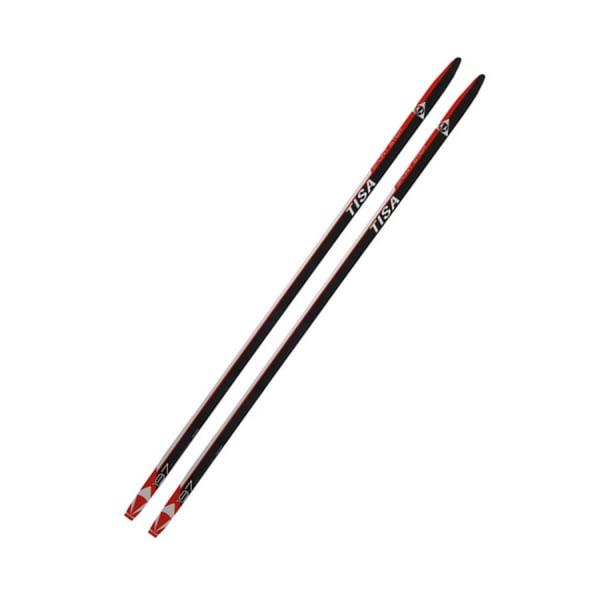 Лыжи TISA Sport Step RED N91018