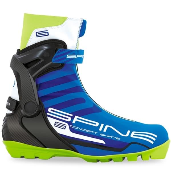 Ботинки SNS SPINE Concept Skate 496 40р.