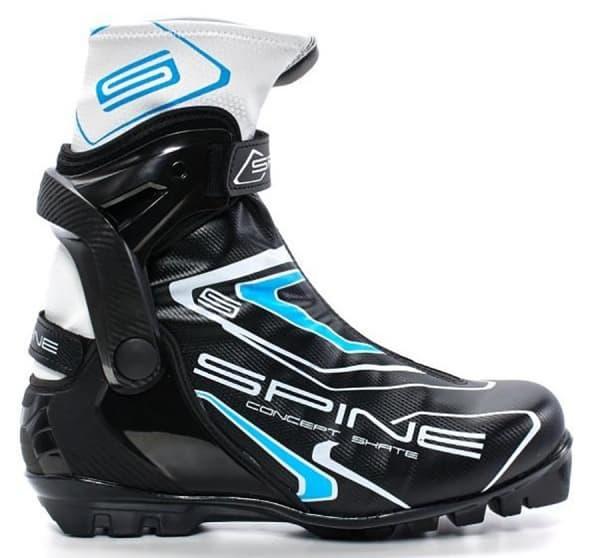 Ботинки SNS SPINE Concept Skate 496/1 46р.