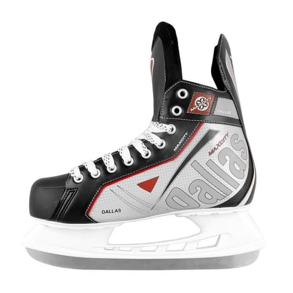 Хоккейные коньки DALLAS (черный)