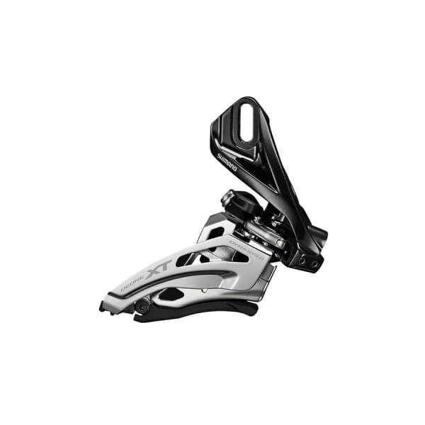 Переключатель передний Shimano XT M8000D direct mount side-swing для 3X11 верхняя тяга IFDM8000D6