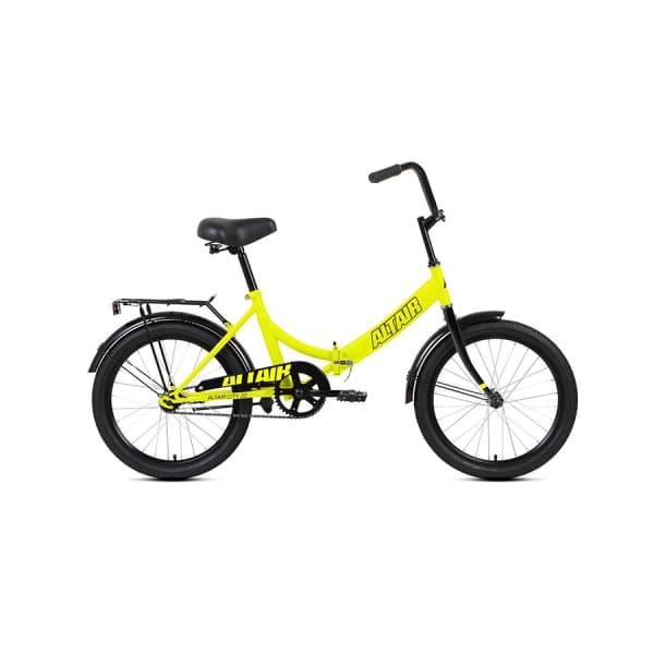 Велосипед 20' Altair City 20 1 ск 19-20 г