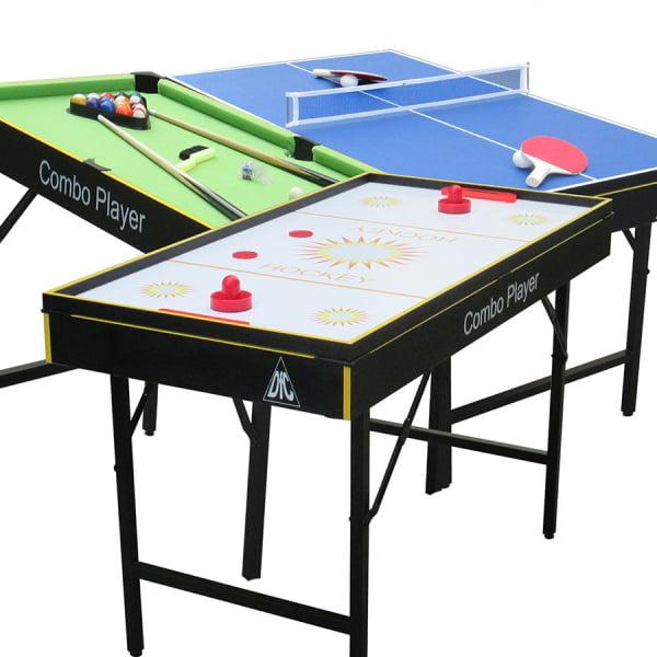 Игровой стол - трансформер DFC 'SMILE' 3 в 1