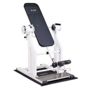 Инверсионный стол Z-UP 2S, 220В, Корея, белая рама, черная спинка