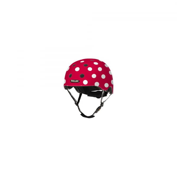 Шлем Melon Dotty White Матовая XXS-S (46-52 см)