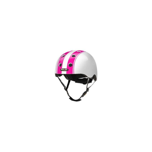 Шлем Melon Double Pink White XL-XXL (58-63 см)