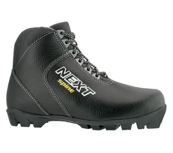 Ботинки лыжные NNN SPINE Next (кожа) 35р.