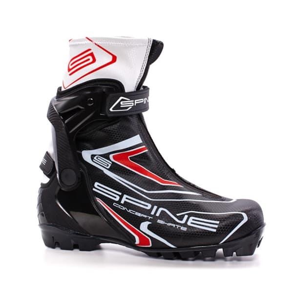 Ботинки лыжные NNN SPINE Concept Skate 296 41р.