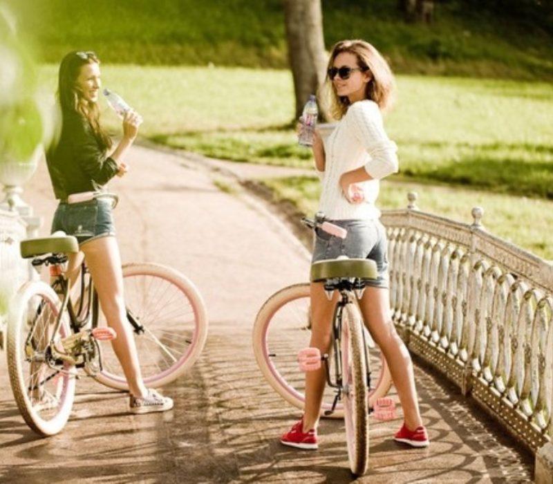 Чем полезны велосипедные прогулки