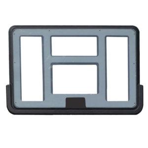 Баскетбольный щит DFC 112x75см (б/крепления)