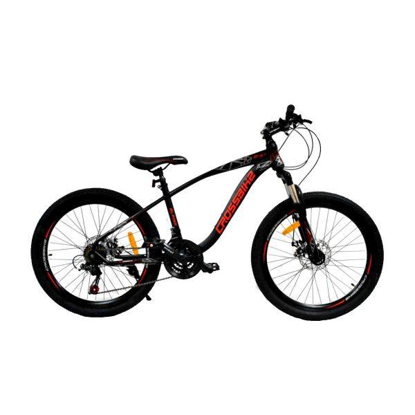 Crossbike Alpina 24 black and red