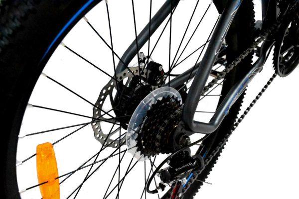 Crossbike Alpina 24 Grey blue