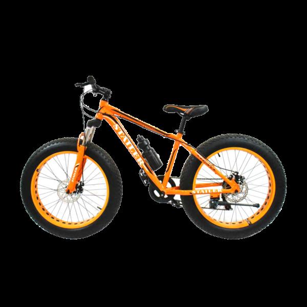 Stailer Fat Bike 24 orange