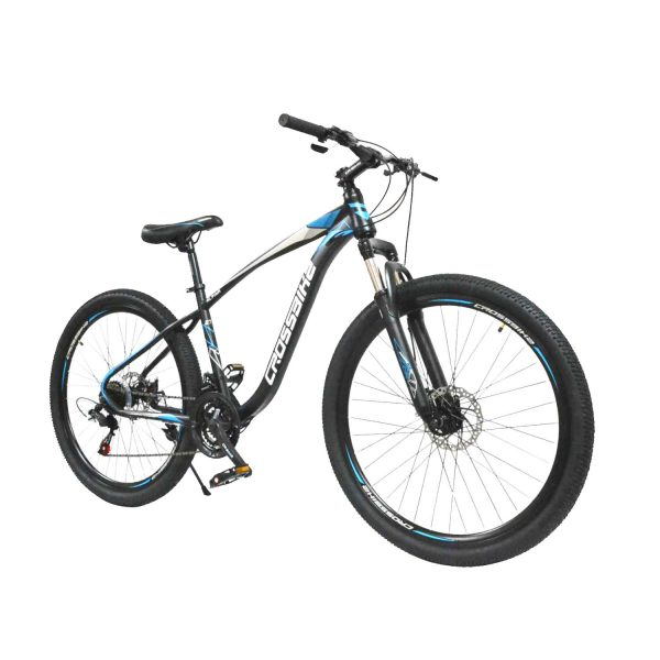 Crossbike Alpina 27,5 Black&Blue