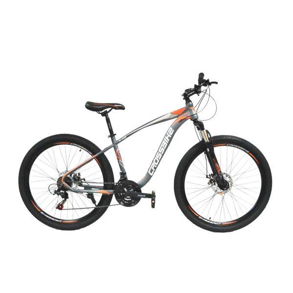 Crossbike Alpina 27,5 Gray&Orandge