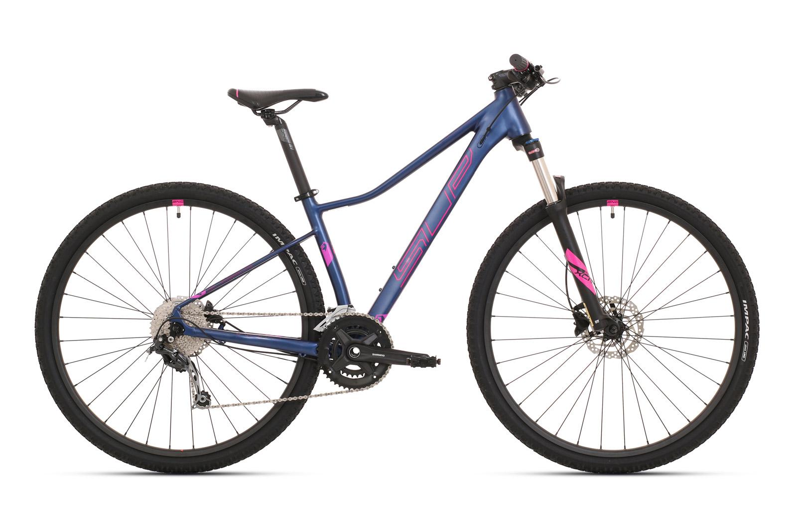 SUPERIOR Modo XC 869 Matte Night Blue/Pink 2020