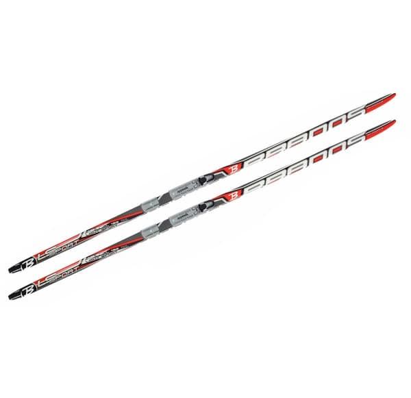 Лыжи STC LS Sport Brados Red 5 D