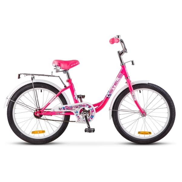 Велосипед Stels 20' Pilot 200 Lady Z010 (LU088688)