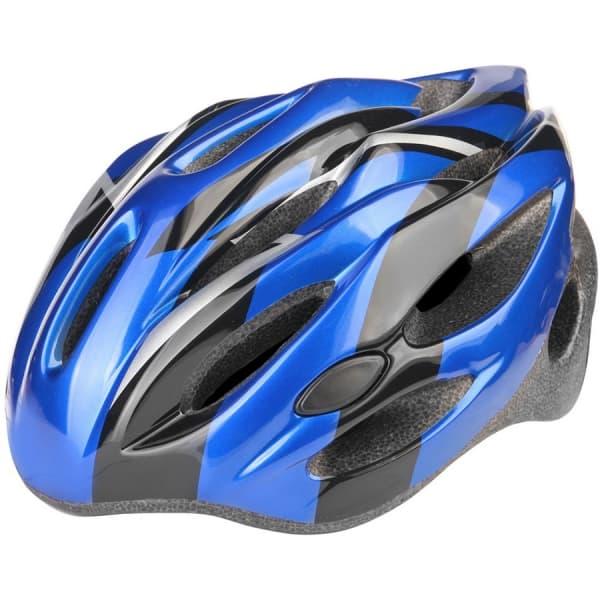 Шлем защитный MV-26 (out-mold) сине-черный/600006