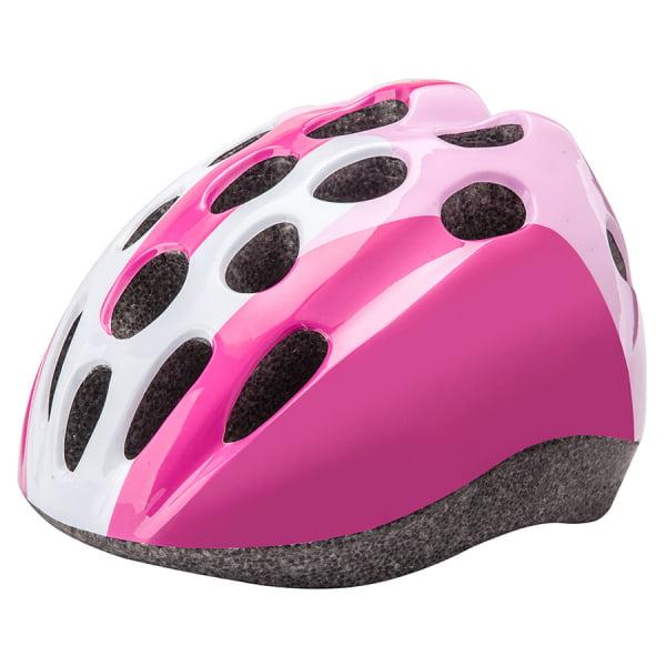 Шлем защитный HB5-3_a (out mold) бело-розовый/600111