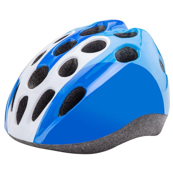 Шлем защитный HB5-3_c (out mold) бело-синий/600113