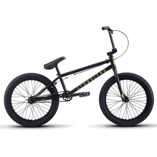 Велосипед ATOM Nitro GraphiteBlack 2021