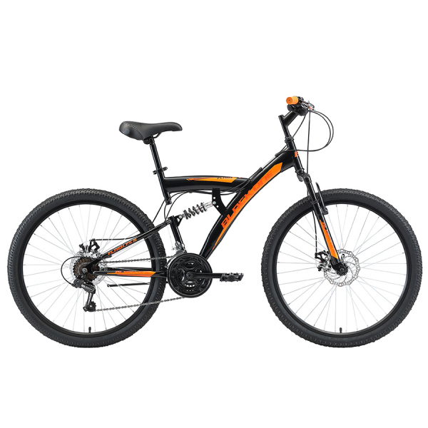 Black One Flash FS 26 D черный/оранжевый 2020-2021