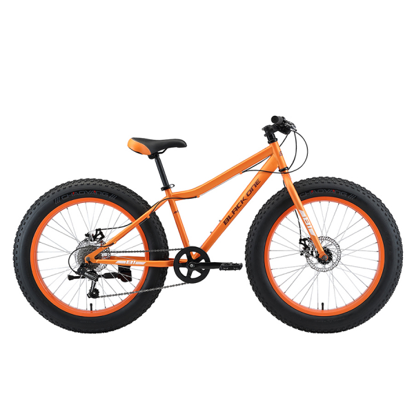 Black One Monster 24 D оранжевый/серый HD00000394 2020-2021