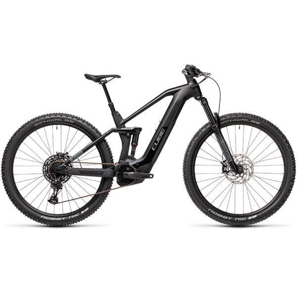 CUBE STEREO HYBRID 140 HPC RACE 625 29 (black'n'grey) 2021
