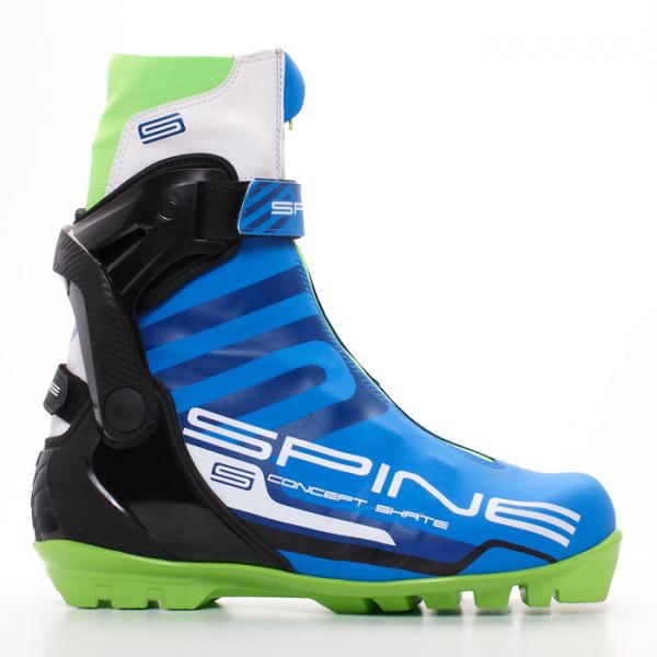 Ботинки SNS SPINE Concept Skate 496 36р.