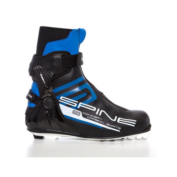 Ботинки NNN SPINE Concept Carbon Skate 298 43р.