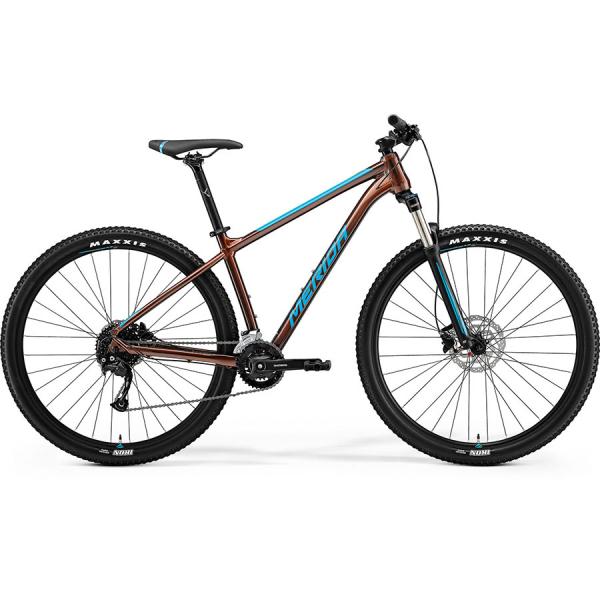 Merida Big.Nine 100 3x Bronze/Blue 2021