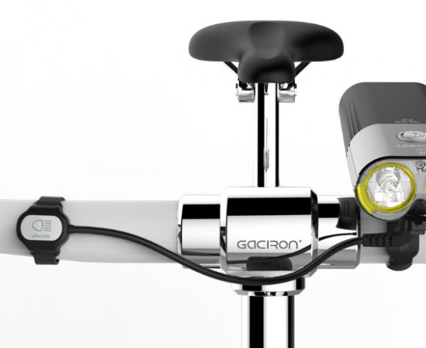 Кнопка удаленного управления фонарем для велосипеда Gaciron