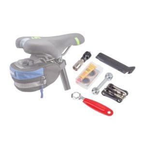 Набор велоинструментов KL-9812 Kenli из 13-ти предметов в сумке/230143