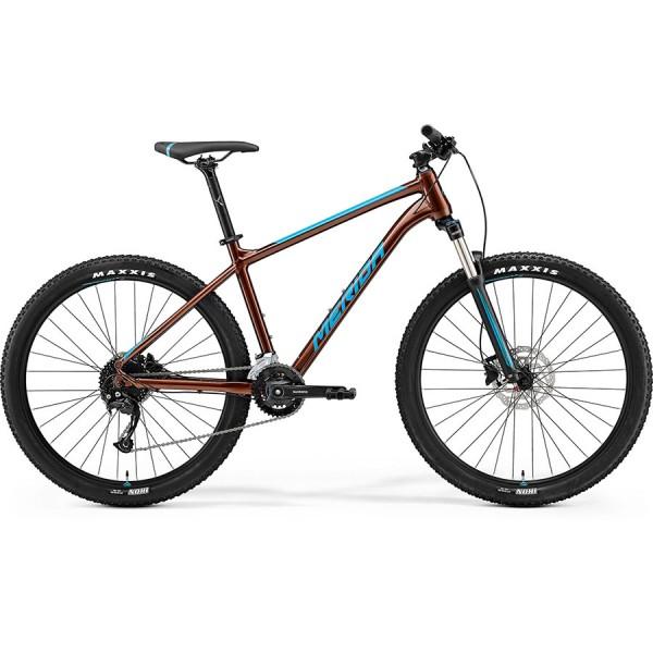 Merida Big.Seven 100 2x Bronze/Blue 2021