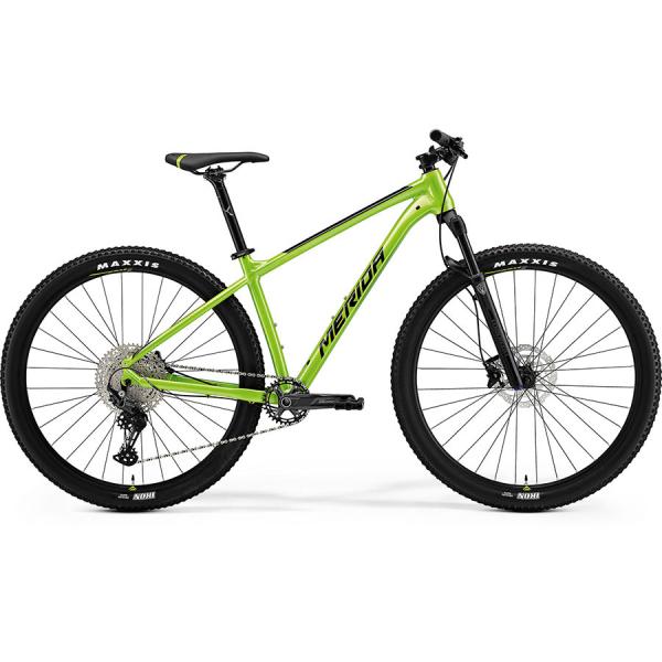 Merida Big.Nine 400 Green/Black 2021