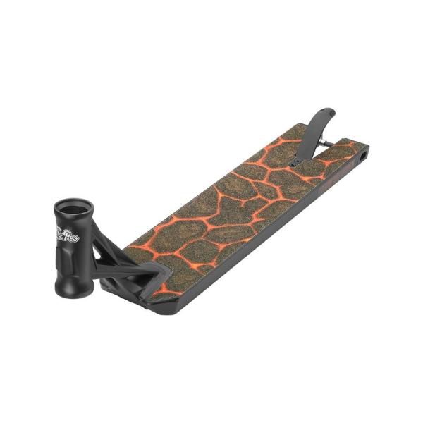 Дека FOX BOOM 5.25*520mm, black(lava)