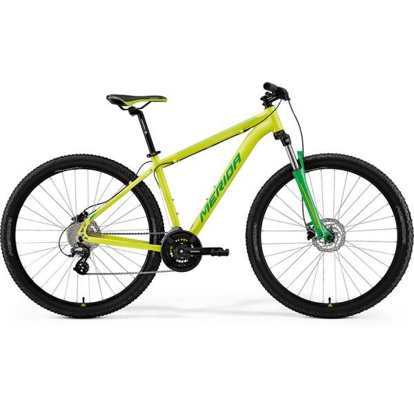 Merida Big.Nine 15 SilkLime/Green 2021