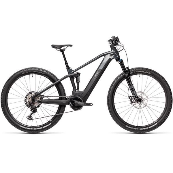 CUBE STEREO HYBRID 120 SL 625 29 (black'n'grey) 2021