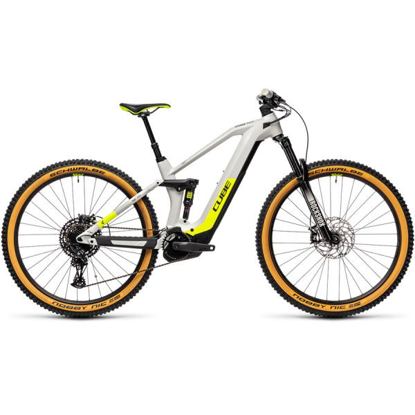 CUBE STEREO HYBRID 140 HPC RACE 625 29 (grey'n'yellow) 2021