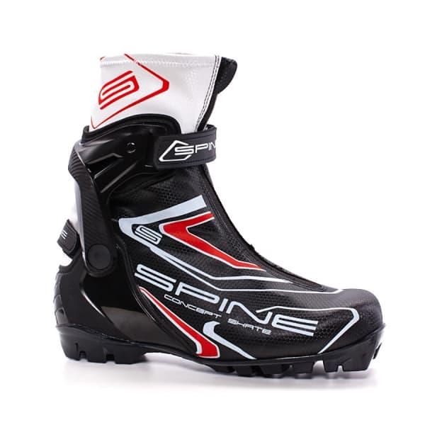 Ботинки лыжные NNN SPINE Concept Skate 296 43р.