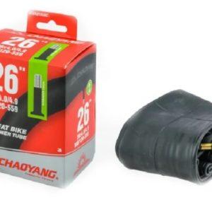 """Велокамера 26*4.0 для фэтбайка под автовентиль """"ChaoYang"""""""